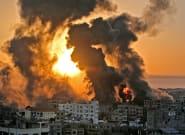 Hamas lanza desde Gaza 850 cohetes a Israel, que ataca la Franja con 500