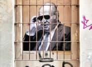Abraham Calero, el artista que se ha atrevido a 'encerrar' al rey emérito Juan Carlos