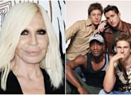 Donatella Versace Speaks Out After Blue's Anthony Costa Details The Funniest Case Of Mistaken Identity