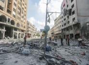 Al menos 53 palestinos muertos y más de 300 heridos por los bombardeos en