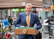Hamburguesas y patatas gratis para que los neoyorquinos se