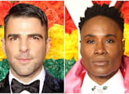 Zachary Quinto And Billy Porter To Voice Gay Dads On New Disney+