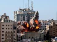 À Gaza, Israël détruit l'immeuble des médias Al-Jazeera et Associated