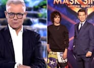 Antena 3 se la juega a 'Supervivientes' con este inaudito cambio sobre 'Mask Singer' que nadie