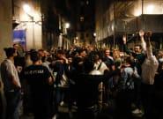 Vergonzosas imágenes en Barcelona, donde la Policía desalojó a más de 9.000 personas por