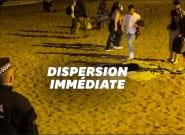 Coronavirus: À Barcelone, la police disperse des milliers de personnes rassemblées