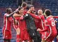 Le gardien de Liverpool, Alisson, marque un but capital à la dernière
