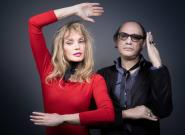 Nicolas Ker, dandy du rock et comparse d'Arielle Dombasle, est