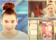 Dua Lipa Starred In An Advert For The X Factor Way Back in