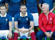 Karim Benzema rappelé par Didier Deschamps pour l'Euro
