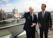 Arnold Schwarzenegger Reckons That Boris Johnson Is 'The Real