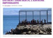Cómo (no) está tratando la prensa de Marruecos la crisis con
