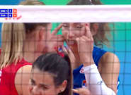 Volleyball Player Suspended Over Racist Gesture About Thai