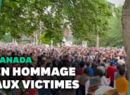 Au Canada, veillée géante après l'attaque islamophobe de