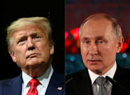 Trump Reminds Us That He Trusts Putin More Than US