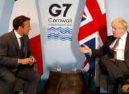 Emmanuel Macron Tells Boris Johnson To 'Keep His Word' And Avoid Sausage