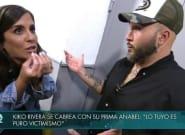 Críticas en masa por la 'encerrona' del 'Deluxe' con Kiko Rivera a Anabel Pantoja: