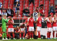 Christian Eriksen, Danish Team Captain, Collapses On Field At The