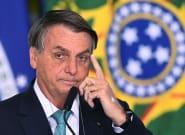 Jair Bolsonaro condamné à 108 dollars d'amende pour non port du