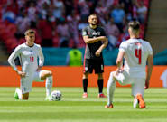Priti Patel Accuses England Football Team Of 'Gesture Politics' For Taking The