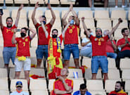 España se mide a Suecia en su estreno en la