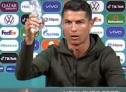 Ronaldo ne veut pas faire de pub à Coca-Cola pour