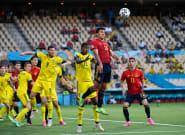 España empata con Suecia en su debut en la