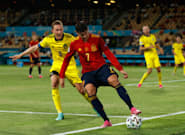 España empata ante Suecia y todos se acuerdan de la misma