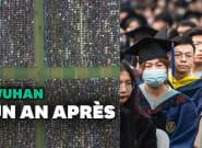 À Wuhan, cette remise de diplôme géante rassemble 11.000