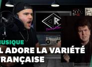 Cet Américain découvre les plus grandes chansons françaises, ses réactions sont