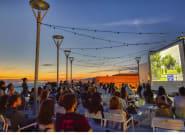 «Σινεμά με Θέα» στον Θερμαϊκό: Η πιο όμορφη ταράτσα της πόλης επιστρέφει με 10