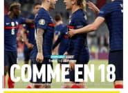 La Une de L'Équipe après France-Allemagne n'est pas appréciée par tout le