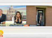 Good Morning Britain Competition Winner Has Priceless Reaction After Being Surprised By Andi