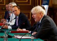 Boris Johnson Called Matt Hancock 'Totally F**king Hopeless' In WhatsApp
