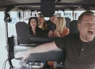 The Friends Cast Belt Out That Iconic Theme Tune With James Corden And Oh, The
