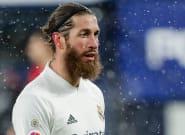Rueda de prensa de Sergio Ramos donde explicará su marcha del Real