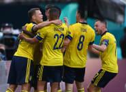 Suecia vence a Eslovaquia y se coloca líder provisional del grupo de