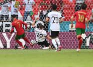 Portugal-Alemania, en