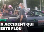En Floride, une camionnette percute accidentellement une Pride, au moins un