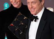 Hugh Grant Sets The Record Straight On Internet Claim About Marriage To Anna