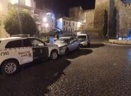 Detenido un hombre por retener a una mujer y embestir a la Guardia Civil en la