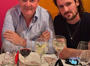 Piers Morgan's Son Mocks His GMB Walk-Out With Savage Father's Day
