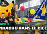 Un avion Pokémon inauguré au Japon par cette compagnie