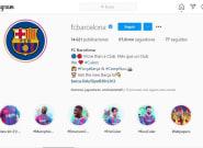 El Barça sube una foto con los colores del arcoíris y lo que pasa luego da auténtica