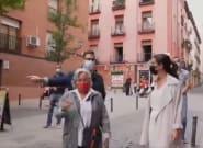 Lluvia de críticas a Rocío Monasterio por lo que hizo cuando varias personas la increparon por la