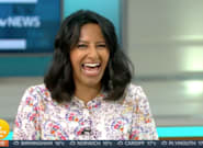 Good Morning Britain's Ranvir Singh Gets A Surprise As Her Son FaceTimes Her Live On