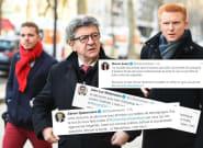 Régionales: Mélenchon et les Insoumis répliquent aux attaques de la