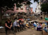En Allemagne, le bilan des inondations monte à 180 morts, de nouvelles pluies