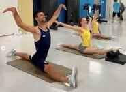 Aux JO de Tokyo 2021, Djokovic fait de la concurrence aux gymnastes belges avec son grand
