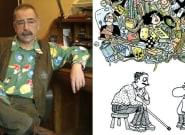 Muere a los 73 años el dibujante Carlos Romeu, fundador de 'El Jueves' y 'padre' de